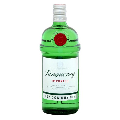 Tanqueray Gin - 1L Bottle - image 1 of 1