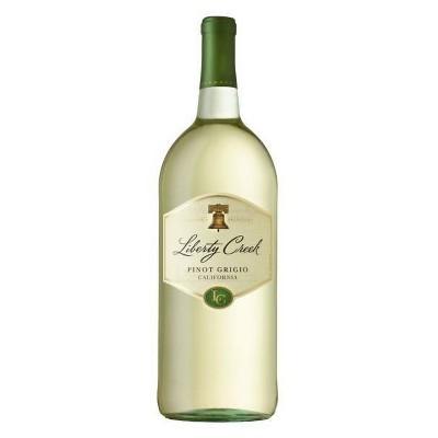 Liberty Creek Vineyards Pinot Grigio White Wine - 1.5L Bottle
