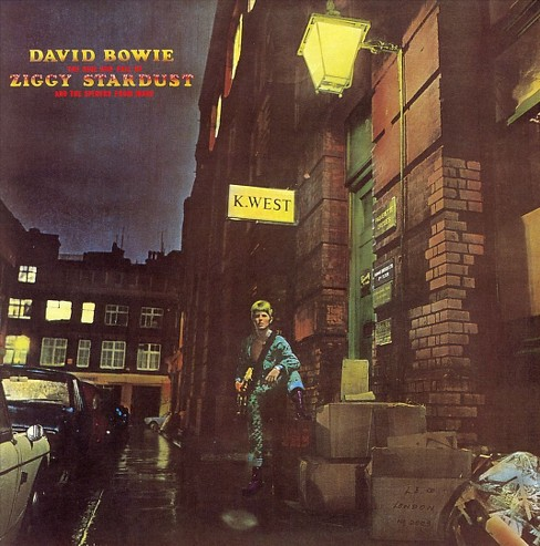 David bowie - Rise and fall of ziggy stardust and t (CD) - image 1 of 1