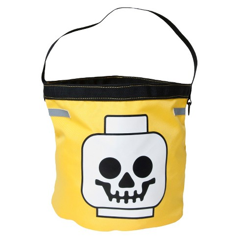 LEGO Skull Halloween Tote - image 1 of 1