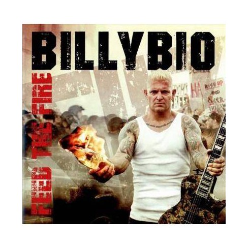 Billybio - Feed The Fire (CD) - image 1 of 1