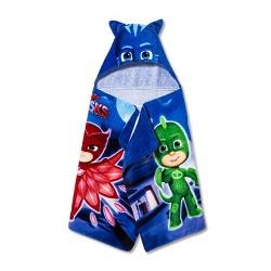 PJ Masks New Nightfall Hooded Bath Towel