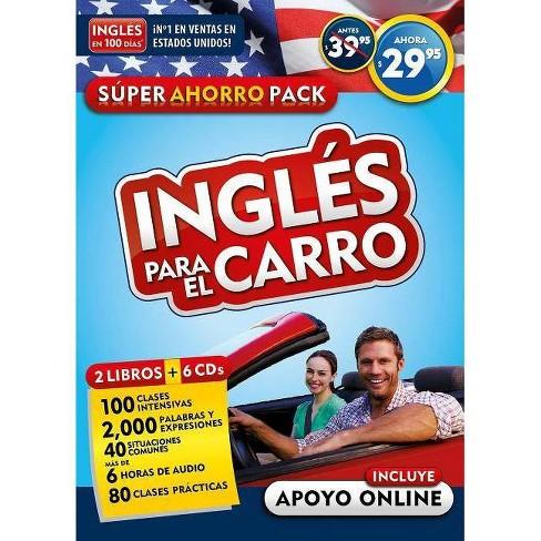 Carro In English >> Curso De Ingli S Para El Carro Ingli S En 100 Di As English In The Car Ahorro Audio Pack