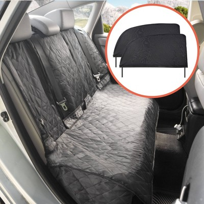 Wagan Large Easy Air Auto Screen and Road Ready Seat Protector Black