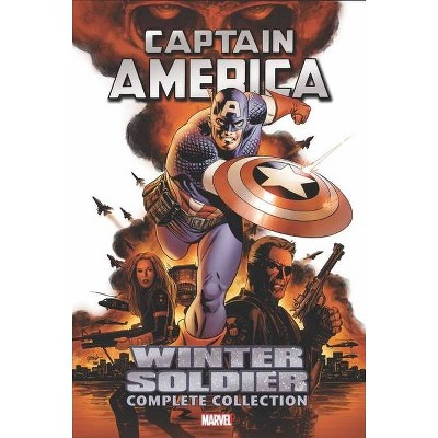 Captain America: Winter Soldier - The Complete Collection - (Paperback)