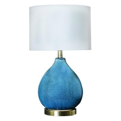 "21"" Ceramic Table Lamp - 3R Studios"