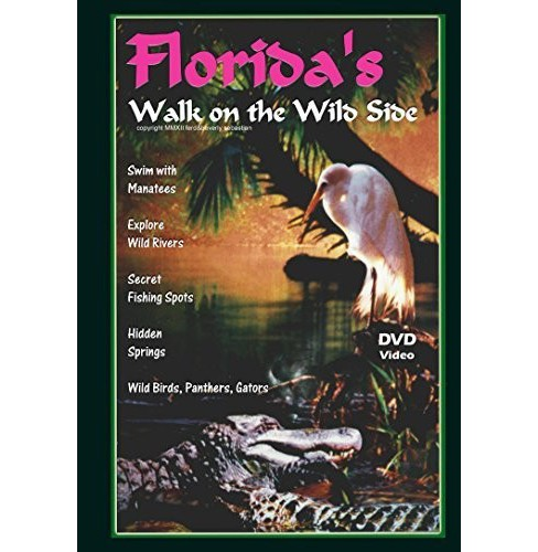 Florida's Walk On The Wild Side (DVD) - image 1 of 1
