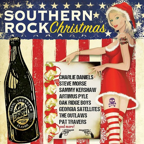 Various - Southern Rock Christmas (CD) - image 1 of 1