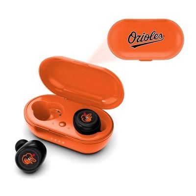 MLB Baltimore Orioles True Wireless Earbuds