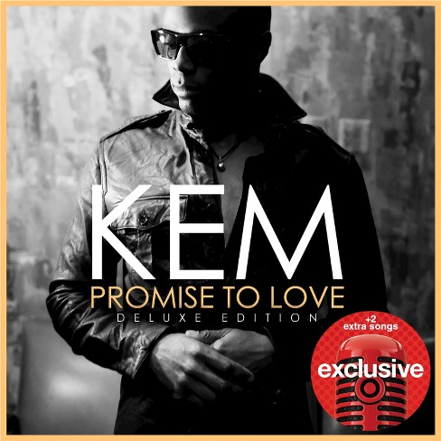 Kem - Promise to Love (Deluxe Edition) - Target Exclusive - image 1 of 1