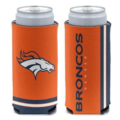 NFL Denver Broncos Slim Can Cooler