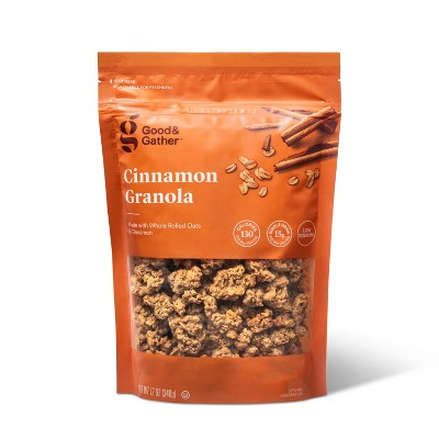 Cinnamon Granola - 12oz - Good & Gather™