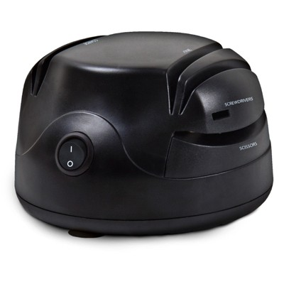 Brentwood Knife and Tool Sharpener in Black