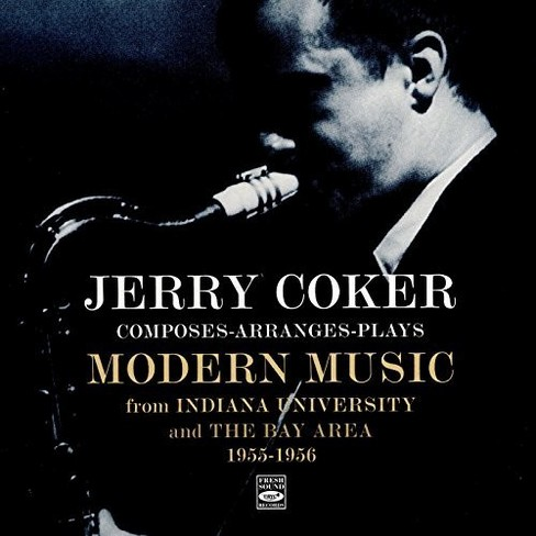 Jerry Coker - Jerry Coker Composes Arranges Plays M (CD) - image 1 of 1