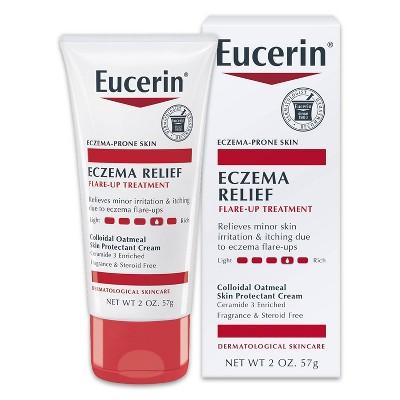 Eucerin Eczema Relief Flare-Up Treatment Tube - 2oz