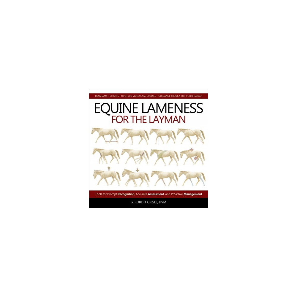 Equine Lameness for the Layman : Tools for Prompt Recognition, Accurate Assessment, and Proactive