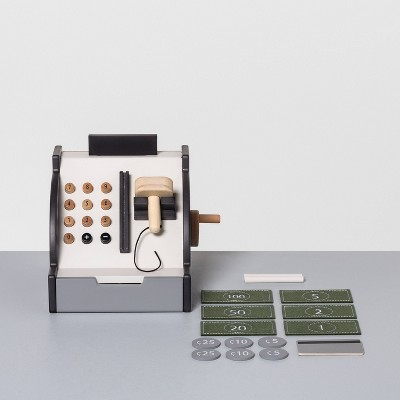 Wooden Toy Cash Register   Hearth & Hand™ With Magnolia by Shop Collections
