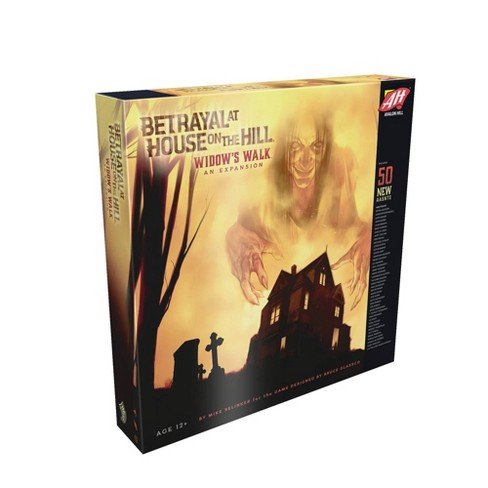 Betrayal at House on the Hill (Widows Walk) Board Game - image 1 of 3
