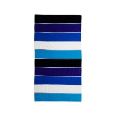 Maya Beach Towel Blue - Caro Home