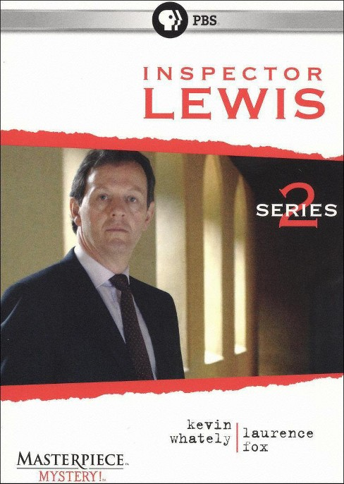 Inspector lewis series 2 (DVD) - image 1 of 1