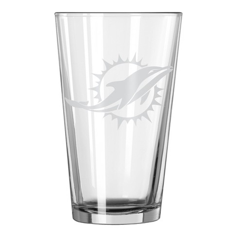 NFL Miami Dolphins Boxed Pint Glass - image 1 of 2