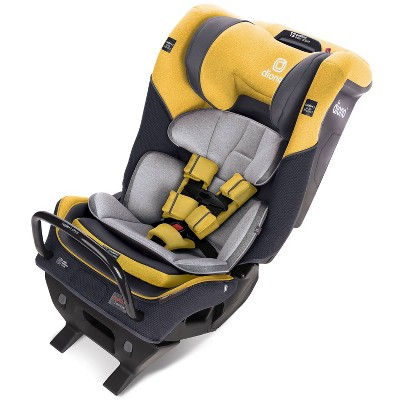 Diono Radian 3QX All-in-One Convertible Car Seat - Yellow Mineral