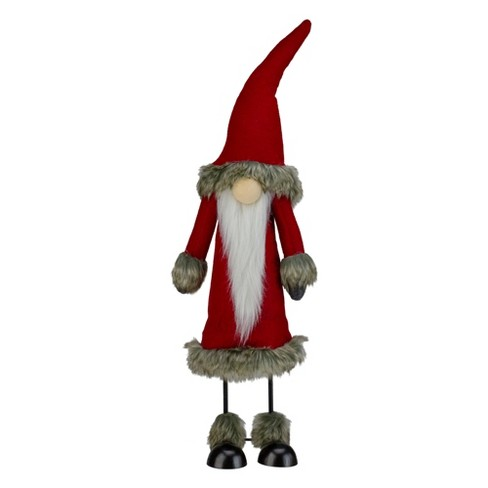 """Northlight 17"""" Red and White Santa Gnome Christmas Figurine - image 1 of 4"""