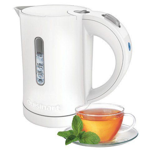 Cuisinart Compact Kettle - White CK-5W - image 1 of 4