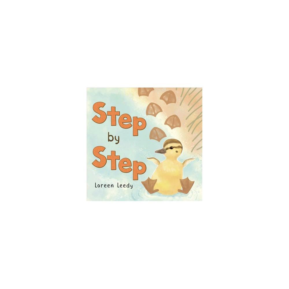 Step By Step By Loreen Leedy Board Book