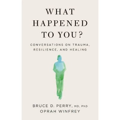 What Happened to You? - by Oprah Winfrey & Bruce D Perry (Hardcover)