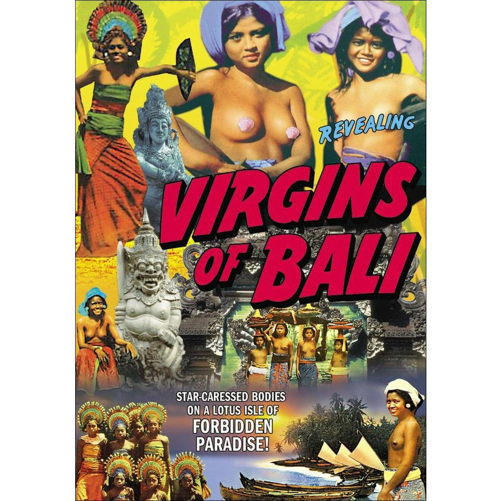 Virgins of Bali (DVD), movies