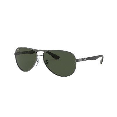 Ray-Ban RB8313 61mm Male Pilot Sunglasses Polarized