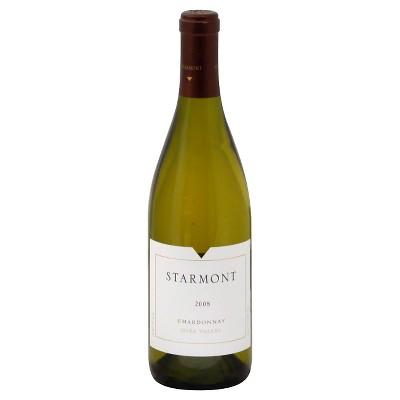 Starmont Ghardonnay White Wine - 750ml Bottle