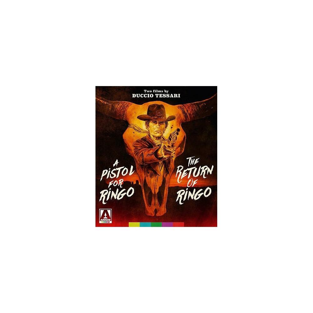 Pistol For Ringo & The Return Of Ring (Blu-ray)