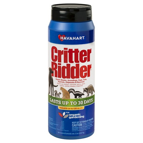 Critter Ridder 2 lb. Animal Repellent Granular Shaker - Havahart - image 1 of 2