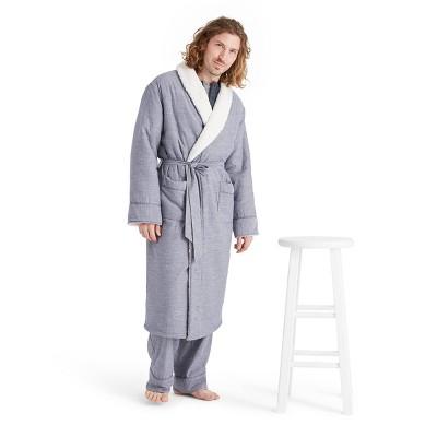 Men's Big & Tall Striped Woven Robe - Levi's® x Target 4XB-5XB