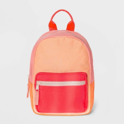 Girls' Coloblock Mini Backpack - Cat & Jack™