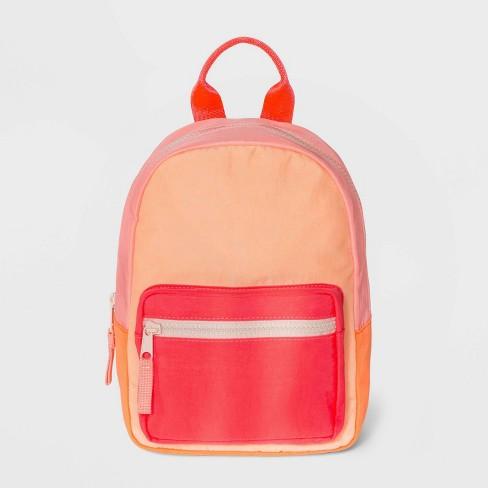 Girls' Coloblock Mini Backpack - Cat & Jack™ - image 1 of 2