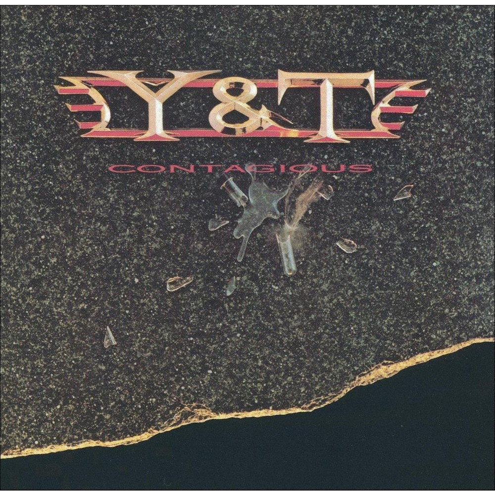 Y & T - Contagious (CD), Pop Music