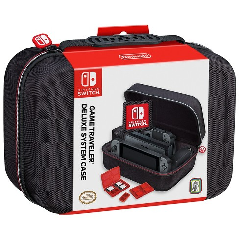 Nintendo Switch Game Traveler Deluxe System Case - image 1 of 3