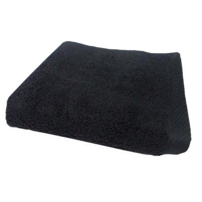 Solid Washcloth Black - Project 62™ + Nate Berkus™