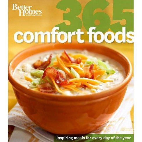 Better Homes and Gardens 365 Comfort Foods - (Paperback) - image 1 of 1