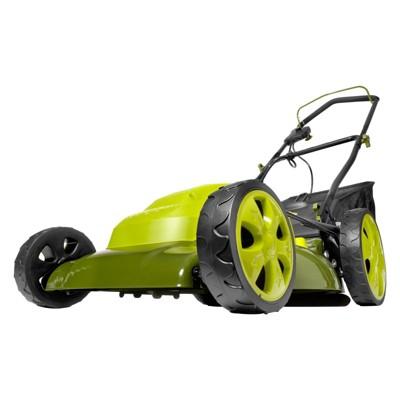 Sun Joe MJ408E Electric Lawn Mower | 20 inch | 12 Amp.