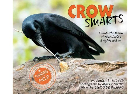 Crow Smarts : Inside the Brain of the World's Brightest Bird (Hardcover) (Pamela S. Turner) - image 1 of 1