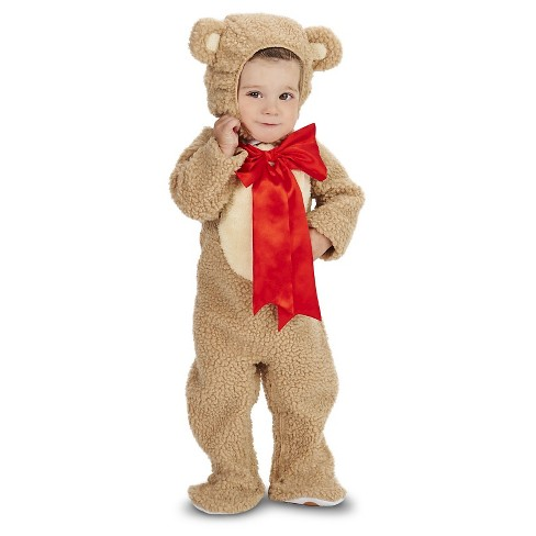 Lil' Teddy Bear Baby/Toddler Costume - image 1 of 5