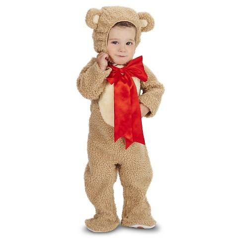 9fcefb6d695 Baby Lil  Teddy Bear Costume 12-18M   Target