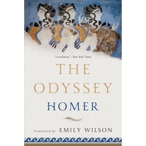 Odyssey By Homer Paperback Target