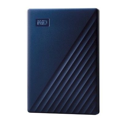 Western Digital My Passport for Mac 2TB - Midnight Blue