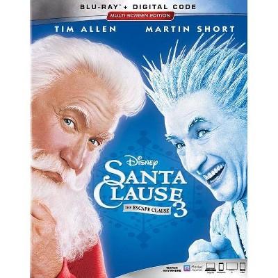 The Santa Clause 3 (Blu-ray + DVD + Digital)