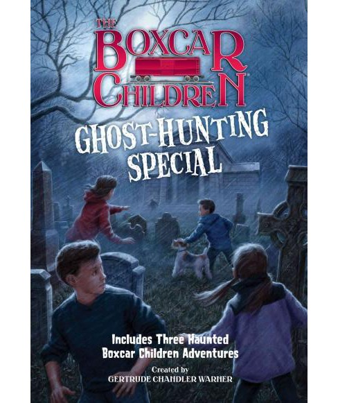 Boxcar Children Ghost-Hunting Special (Paperback) - image 1 of 1